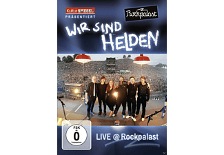 Wir Sind Helden - Live At Rockpalast (Kulturspiegel Edition) - (DVD)