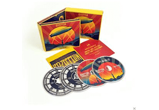 Led Zeppelin - Celebration Day (Deluxe Version) [CD + DVD Video]