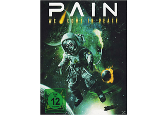 Pain - We Come In Peace (Limited Edition) [DVD + CD]