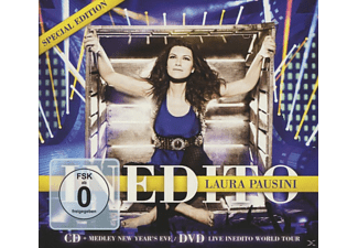 Laura Pausini - Inedito - (CD + DVD Video)