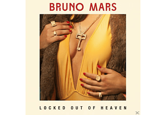 Bruno Mars - Locked Out Of Heaven (Premium) [5 Zoll Single CD (2-Track)]