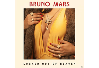 Bruno Mars - Locked Out Of Heaven (Premium) - (5 Zoll Single CD (2-Track))