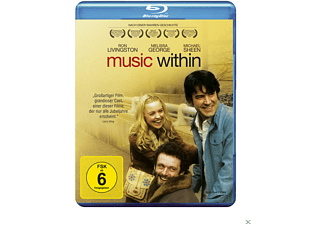 Music Within - (Blu-ray)