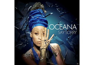 Oceana - Say Sorry - (Maxi Single CD)