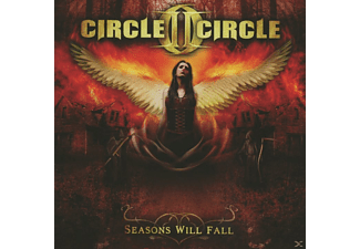 Circle II Circle - Seasons Will Fall - (CD)