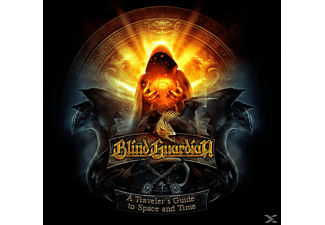 Blind Guardian - A Traveler's Guide To Space And Time - (CD + DVD)