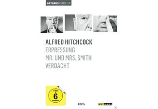 Alfred Hitchcock Arthaus Close-Up - (DVD)