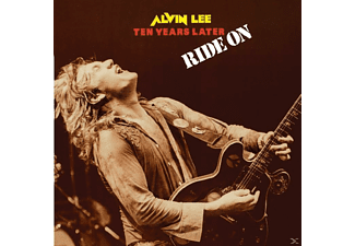 Ten Years Later, Alvin Lee - Ride On [CD]