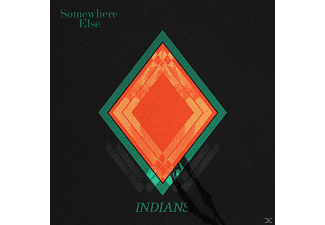 Indians - Somewhere Else [CD]
