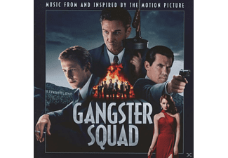 VARIOUS - Gangster Squad [CD]