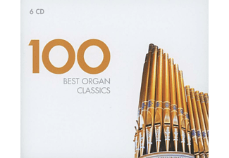 VARIOUS - 100 Best Organ Classics [CD]