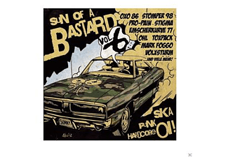 Volume 6 - Sun Of A Bastard Vol.6 [CD]