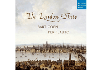Bart Coen, Per Flauto, Herman Stinders - The London Flute [CD]