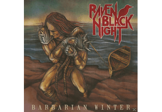 Raven Black Night - Barbarian Winter - (CD)