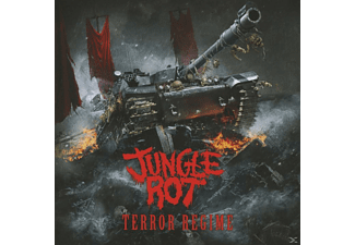 Jungle Rot - Terror Regime - (CD)