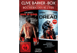 Die Clive Barker-Box (Book Of Blood + Dread) (Uncut) - (DVD)