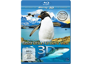 Best of Faszination Unsere Welt 3D [3D Blu-ray]