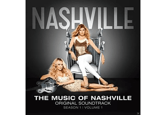 Various - The Music Of Nashville: Original Soundtrack [CD]