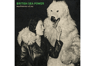 British Sea Power - Machineries of Joy (CD)