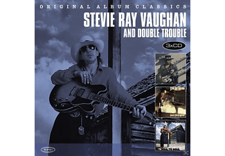 Stevie Ray And Double Trouble Vaughan - Original Album Classics [CD]