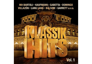 Various - Klassik Hits Vol. 1 [CD]