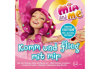 mia and me 1 das liederalbum komm und flieg mit mir. Black Bedroom Furniture Sets. Home Design Ideas