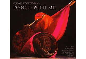 Rüdiger Oppermann - Dance With Me [CD]