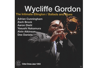 Wycliffe Gordon, VARIOUS - The Intimate Ellington / Ballads And Blues - (CD)