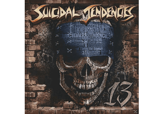 Suicidal Tendencies - 13 - (CD)