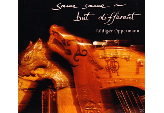 Rüdiger Oppermann - Same Same - But Different [CD]