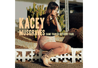 Kacey Musgraves - Same Trailer Different Park - (CD)