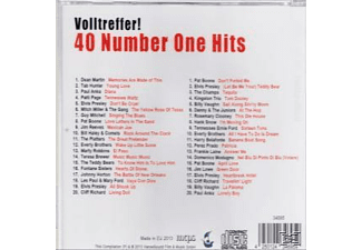 Various - Volltreffer! 40 Number One Hits [CD]