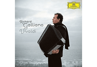 Richard Galliano - Vivaldi - (CD)