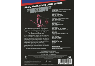 Paul Mccartney & Wings - Rockshow - In Concert.On Film.At Last [Blu-ray]