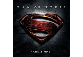 Hans Zimmer - Man Of Steel [CD]