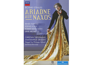 Staatskapelle Dresden - Ariadne Auf Naxos [DVD + Video Album]