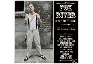Fox River - The Coldest Heart [CD]