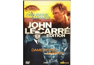 John le Carré Edition: Der ewige Gärtner/ Dame König As Spion DVD-Box [DVD]