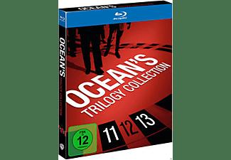 ocean 39 s trilogy collection film boxen film specials blu ray media markt. Black Bedroom Furniture Sets. Home Design Ideas