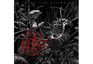 Front Line Assembly - Echogenetic [CD]