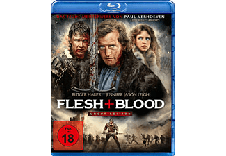 Flesh + Blood [Blu-ray]