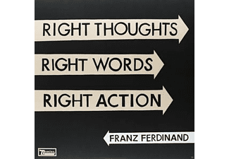 Franz Ferdinand - Right Thoughts, Right Words, Right Action [Vinyl]