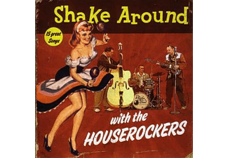 The Houserockers - Shake Around With The Houserockers [CD]