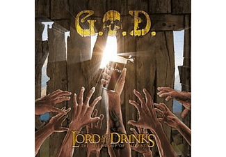 G.O.D. - Lord Of The Drinks [CD]