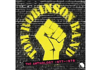 Tom  Robinson Band - The Anthology (1977-1979) [CD + DVD]