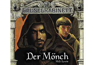 Gruselkabinett 80 & 81: Der Mönch - 2 CD - Horror