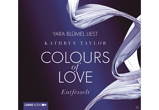 Colours of Love - Entfesselt - (CD)