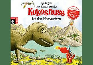 edel germany gmbh der kleine drache kokosnuss bei den dinosauriern h rb cher comedy media markt. Black Bedroom Furniture Sets. Home Design Ideas