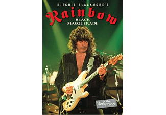Ritchie  Blackmore;Rainbow - Black Masquerade (Rockpalast) [DVD + Video Album]