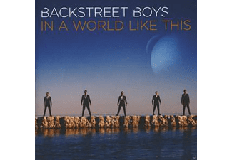 Backstreet Boys - IN A WORLD LIKE THIS [CD]